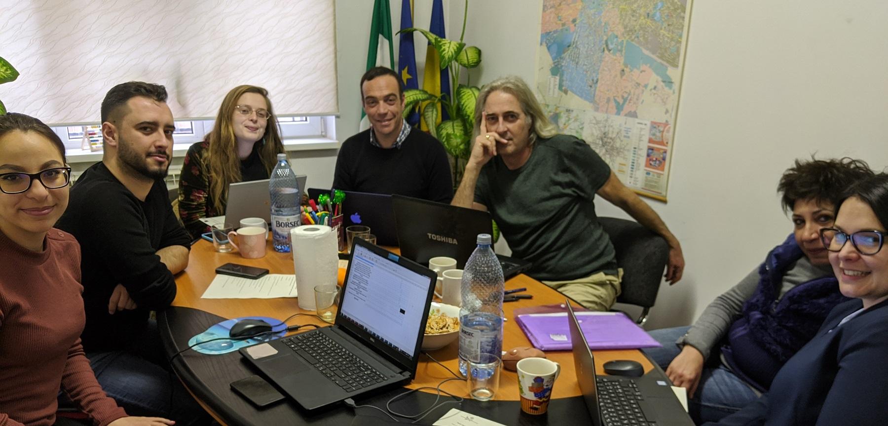 Εναρκτήρια Συνάντηση για το 2o πρόγραμμα της ΕΑΣ ΣΕΓΑΣ  του Ευρωπαϊκού Προγράμματος ERASMUS+SPORT στη Ρουμανία